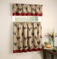 How To Hang A Rod Pocket Kitchen Curtain